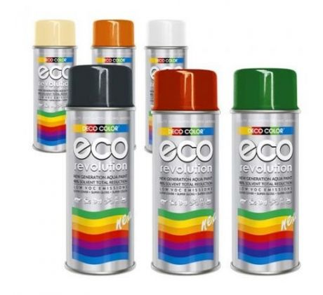 Sprej Deco Color ECO Revolution 400ml